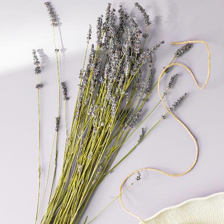 Blomsterkonfetti - Lavendel